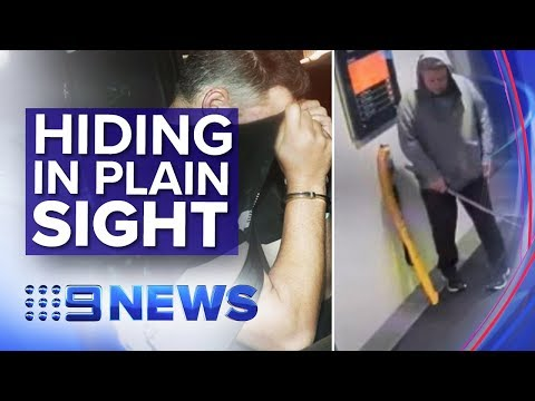 How Victoria's Most Wanted Suspect Went Unnoticed In Melbourne | Nine News Australia
