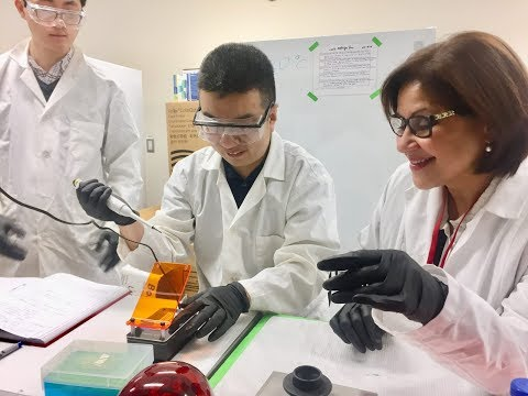 Groundbreaking DNA reader for disease detection • Brock research