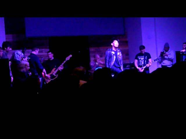 S.H.I.T. - 4/9/2016 - Damaged City Fest, DC @ Calvary Methodist