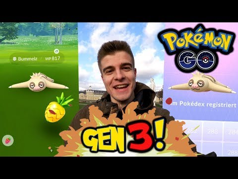 Generation 3 Hype! 50 neue Pokémon, Wetter, Shinies & mehr! | Pokémon GO deutsch