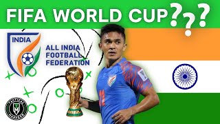 Will India Ever Play a FIFA World Cup ?