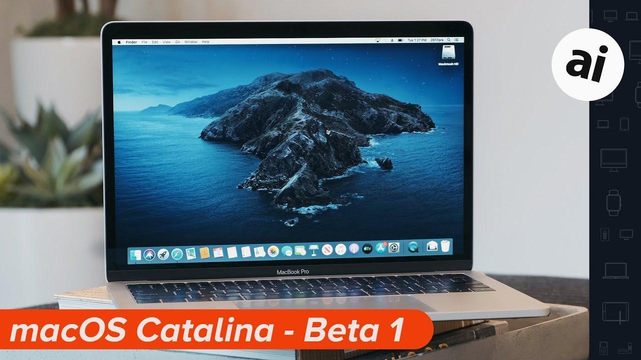 Apple seeds fourth developer beta of macOS 10 15 Catalina