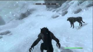 Skyrim: Transformation (Werewolf)