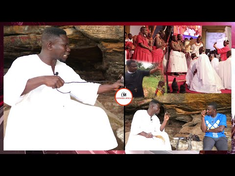 I Give Powers To Pastor In Ghana Through   Handkerchief And Rings To Perform Miracles-Nana Boakye
