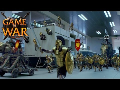 Game of War: Office Army - Strategy MMO