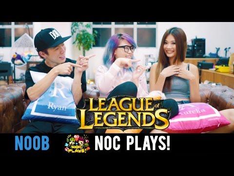 NOC Plays League of Legends! Aurelia Noob Soraka
