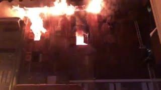 Incendie à Courchevel : des victimes ont sauté par les balcons