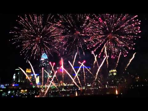 WEBN Fireworks 2014
