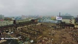 Декорации к фильму Землетрясение. HD