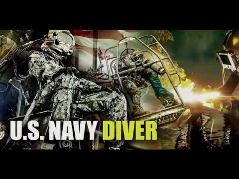 U.S NAVY DEEP SEA DIVERS