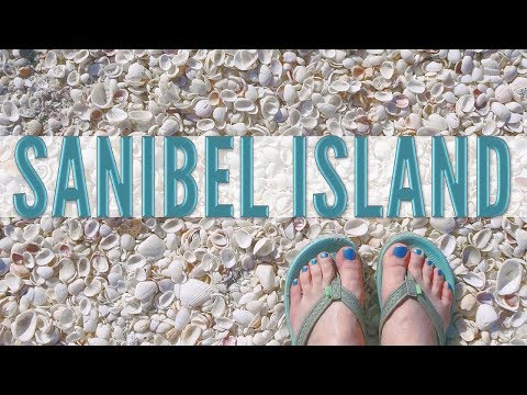 SANIBEL ISLAND - A Great Beach Vacation For Families!