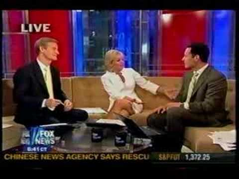 Fox news anchors upskirt