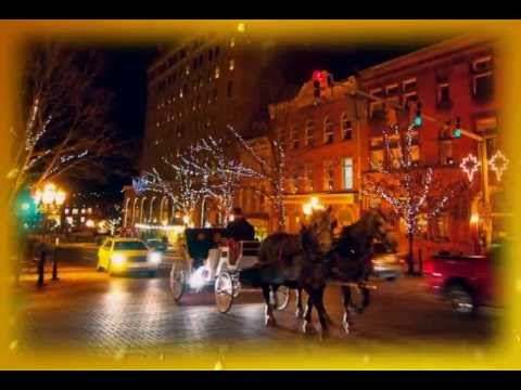 Christmas City 2012 Bethlehem, PA - YouTube