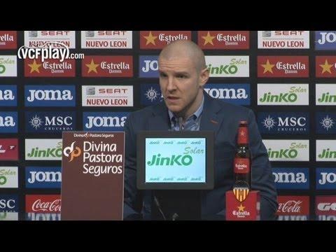 Valencia CF: Senderos