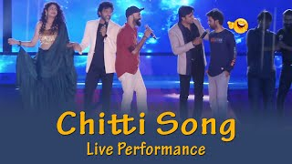 Chitti Song Live Performance | Jathiratnalu Movie Team | Daily Culture
