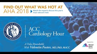 Get a deep-dive into the hottest research released during AHA 2018 ...