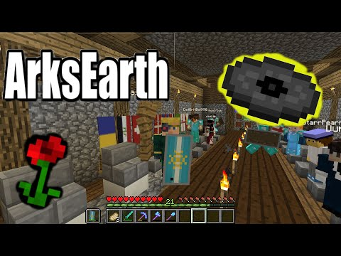 ArksEarth: A Minecraft Marriage