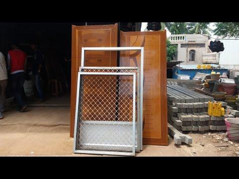 Pvc Doors and  aluminium window designs