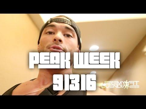 Jeremy Buendia Peak Week Vlog 9.13.16