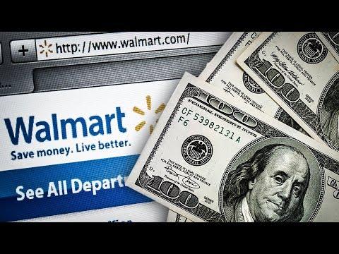 Walmart Pockets $2 Billion Tax Cut While Firing HUNDREDS Of Workers
