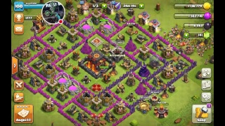 Clash of Clans live road to 300 subs