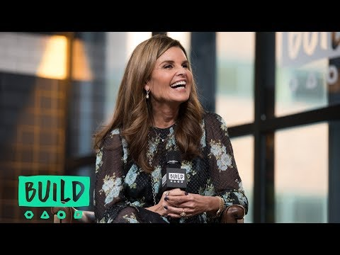 Maria Shriver Stops By To Chat About Her Book,