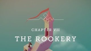 Monument Valley Walkthrough Chapter 7 - The Rookery