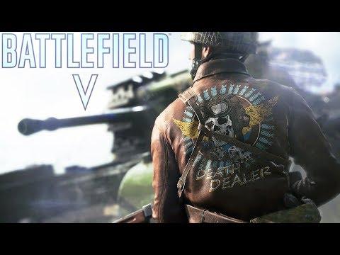 Battlefield V - Her Von Buros s'en Va En Guerre thumbnail