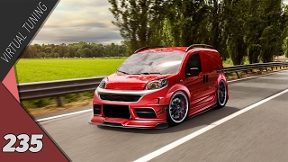 Virtual Tuning Fiat Fiorino 235
