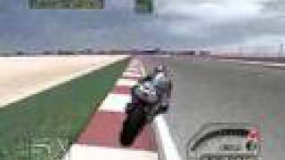 SBK 08 PC gameplay losail record lap