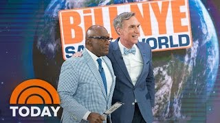 Bill Nye Quizzes TODAY Anchors About Science Myths And Facts | TODAY