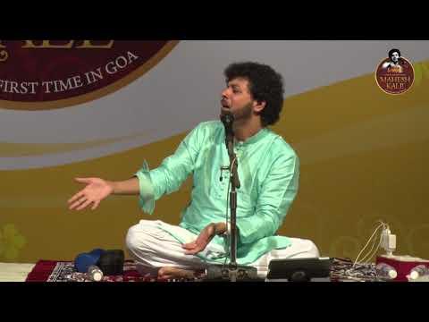 Mahesh Kale sings He Suranno Chandra Wha At Live in Concert ,Goa   Farmaishein