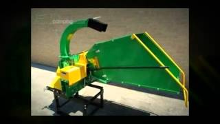 Farm Machinery Sale from NMT Australia: Field Chief 6″ Wood Chipper