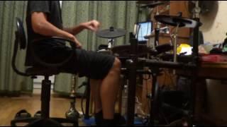 Будни начинающего барабанщика 05-09-2016