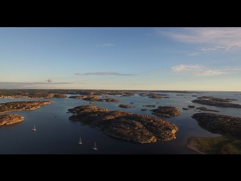 Sweden from the sky - Phantom 3 4K