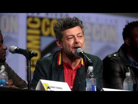 Andy Serkis Talks About Motion Capture