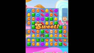 Candy Crush Jelly Saga Level 134 - NO BOOSTERS