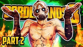 Borderlands 3 Gameplay Walkthrough Part 2 (Borderlands 3 PC Gameplay)