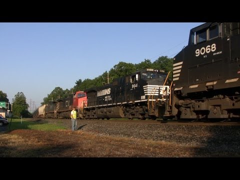 Chasing Norfolk Southern 6920 on 349 6-26-2013 from YouTube · Duration:  8 minutes 27 seconds  · 2,000+ views · uploaded on 6/28/2013 · uploaded by Anthony Randall