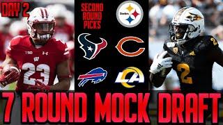Seven Round 2020 NFL Mock Draft | Day 2