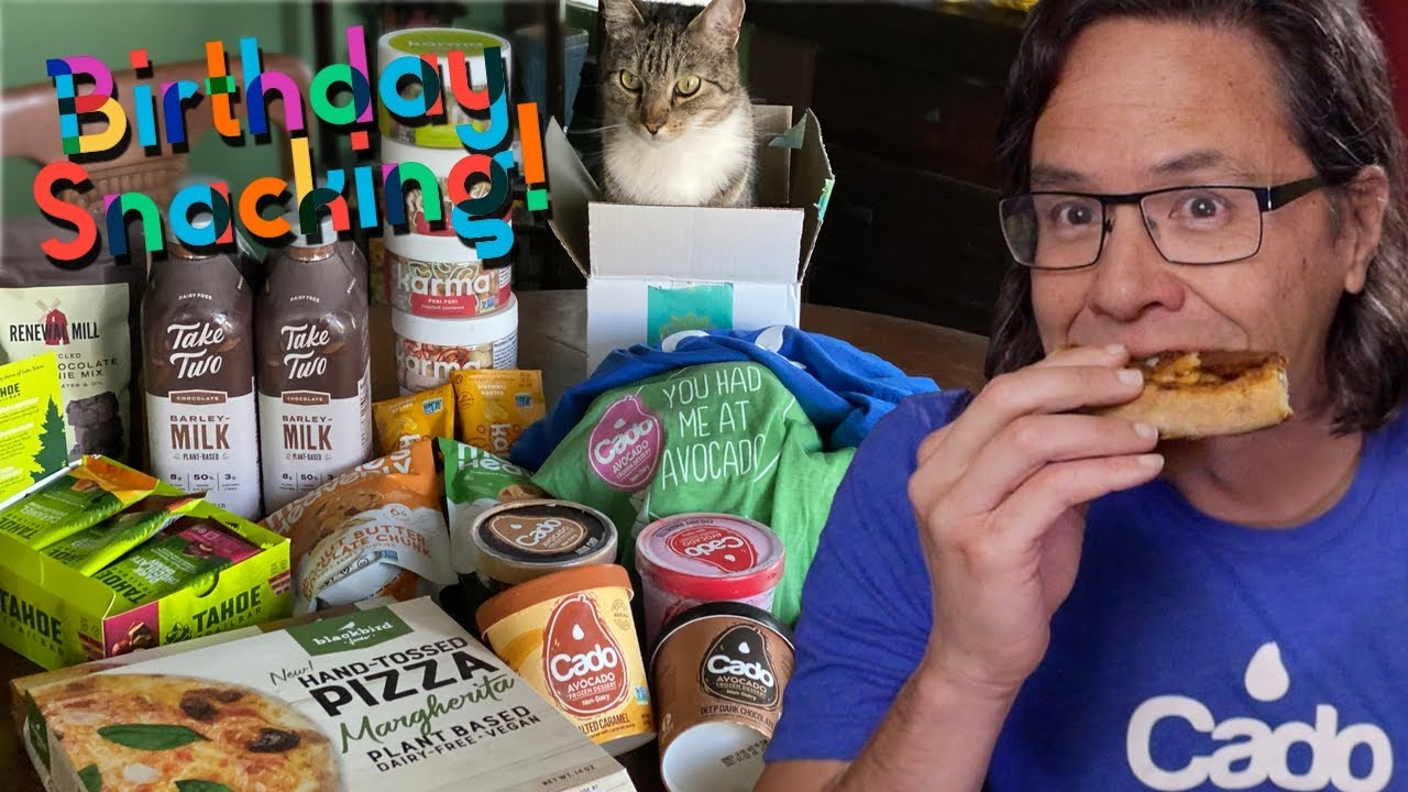 Ryan's 53rd Birthday! What We Ate & Behind The Scenes of his Mukbang Party.