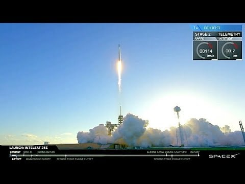 SpaceX successfully launches Falcon 9 after two delays