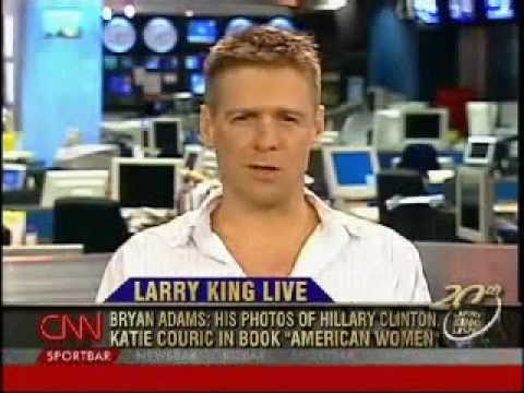 BAD interview - Larry King 2005