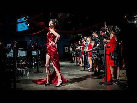 RMCAD Fashion Design Students at Red Ball Denver 2017 - Rocky Mountain College of Art + Design