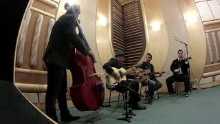 HOT JAZZ CLUB - While My Guitar Gently Weeps (George Harrison)