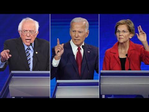 Watch: Analysis of the third Democratic presidential debate