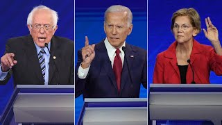 The third Democratic presidential debate, From YouTubeVideos