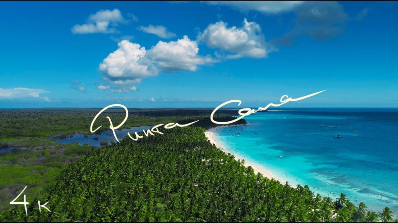 Punta Cana, Dominican Republic. Epic 4K Drone Shots.