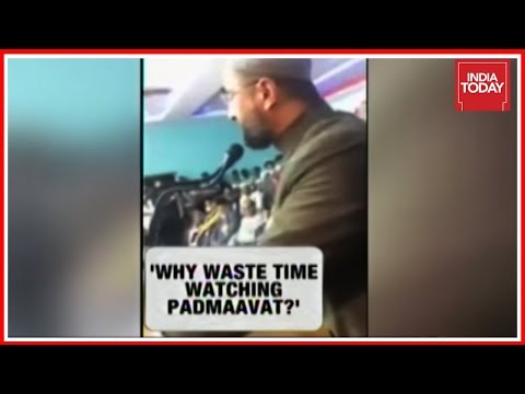 'Don't Waste Your Money On A Bad Film': AIMIM Chief Owaisi Calls For Padmaavat Boycott