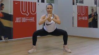 Как накачать ноги | Упражнения для красивых ног